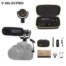 Deity V-Mic D3 Pro Multipurpose Super-cardioid Directional Shotgun Microphone