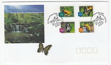 2003 AUSTRALIA COVER/FIRST DAY OF ISSUE 'NATURE OF AUSTRALIA - RAINFORESTS'