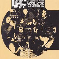 Les Negresses Vertes LNV Acoustic Clubbing CD Album; Virgin France EMI
