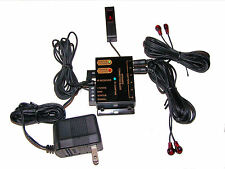 IR Extender Emitter Receiver Repeater Kit 4 Emitters 1,000s sold by us