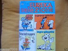 FUMETTO=EUREKA SELEZIONE=N°7 4/1980=STURMTRUPPEN-LUPO ALBERTO-ANDY CAPP...