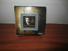 TWILIGHT NEW MOON EDWARD METAL JEWELRY BOX NEW FROM HOT TOPIC
