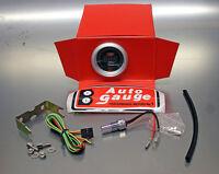 """AutoGauge 2"""" 52mm Digital LED Oil Temperature/Temp Sensor Gauge"""