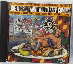 Various Artists - Like a Girl I Want You to Keep Coming (CD 1996)