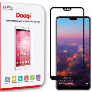 For Huawei P20/ P20 Pro / P20 Lite Full Coverage Tempered Glass Screen Protector