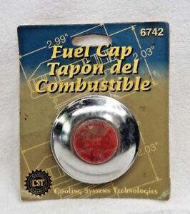Dodge Chevy GMC Plymouth Fuel Tank Cap-Standard CST 6742