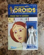 Princess Leia 1985 DROIDS Series STAR WARS Custom Made Card MOC