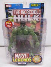 2002 Marvel Legends Series I Hulk