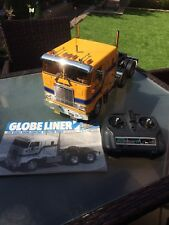 TAMIYA 56304 Globe Liner 1:14 Scale camion entièrement construit