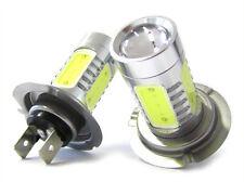 Lampade Led COB H7 16W 12V Per Fendinebbia Auto moto Bianco Xeno xenon cree