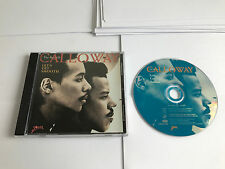 Calloway : Lets Get Smooth - Best of CD (2002) SOLAR LABEL - MINT