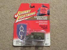 Johnny Lightning Brigade WWII WC-54 Military Police Transport 1:64 MOC 2000