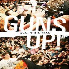 Guns Up-all this cosa DVD no Warning Alpha & Omega trapped Under Ice Madball