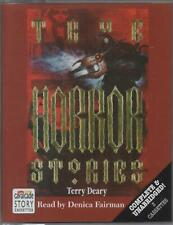 TRUE HORROR STORIES by Terry Deary  ~  Three-Cassette Audiobook