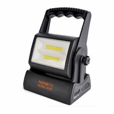 HomeLife Superbright 6W COB LED Rechargeable Work Light High-Low Hazard Modes