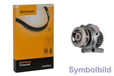 CONTI Zahnriemen+Wasserpumpe für VW SANTANA,SCIROCCO; WARTBURG 353; AUDI 50,80
