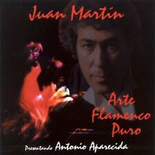Juan Martin - Arte Flamenco Puro [CD]