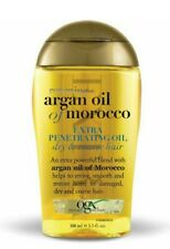 Argan Oil, Morocco Extra Penetrating Oil for Renewing Plus Dry hair 100ml