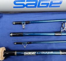 Sage Fly Fishing Rod Salt Model Xi2-1190-4 9Ft /11Wt Line Rooster Tarpon Permit