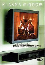 PLASMA WINDOW: PLASMAVIRONMENTS VIRTUAL FIREPLACE, WATERFALL, CHRISTMAS & MORE!