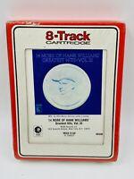 HANK WILLIAMS 14 More Greatest Hits Vol.III 8 Track Tape