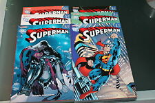 Superman Universo DC Completa 6 Tomos del 1 al 6 Planeta