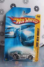 hot wheels 1/64 2007 New Models Shelby Cobra Daytona Coupe 006 Grey