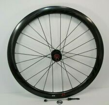 Genuine Zipp 303 Carbon Tubular Disc Brake Rear Wheel, 700c, 11Speed, Q/R, New