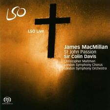 London Symphony Orchestra - MacMillan St John Passion [CD]