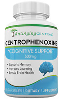 Centrophenoxine 300 mg, 60 Capsules - High Quality Centrophenoxine at Best Price