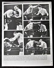 LOU AMBERS {1913-1995} LIGHTWEIGHT BOXING CHAMPION Hand Signed Photo COA