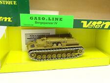 Verem Militaire Army - Gaso Line 1/50 - Char Tank Bergepanzer IV