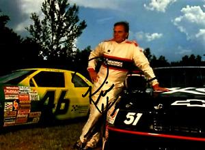 NASCAR Rick Hendrick authentic autographed photo NO RESERVE