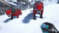 ARK SURVIVAL EVOLVED XBOX ONE PVE Pair Of Deadpool X-Sabertooth [CLONE]