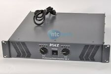 Boke SM-3 Professional Power Amplifier