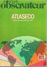 Le Nouvel Observateur   Atlaseco 1982 : Atlaseco 1982