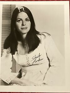 Sheila Larkin 4x5 Publicity Photo Actress X-Files Cagney & Lacey Many More