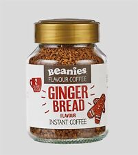 Beanies Coffee Gingerbread Flavour Instant Coffee - 50g