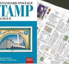 Albania 2021 Scott Catalogue Pages 389-442