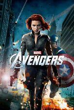 Die Avengers Poster - Rot Johansson Poster 27.9x43.2cm Black Widow (B)