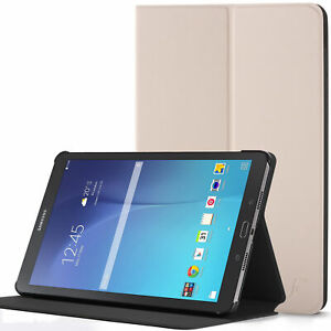 Samsung Galaxy Tab E 8.0 Housse Pour Blanc + Stylet