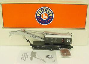 Lionel 6-26769 Santa Fe Crane Car with TMCC LN/Box