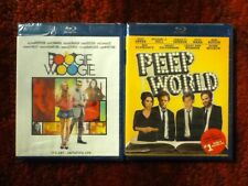 Boogie Woogie with Gillian Anderson + Peep World : Two New Blu-ray