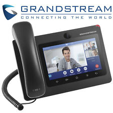 """Grandstream GXV3370 IP Video Phone for Android Desktop 7"""" Touch Screen 16 Line"""