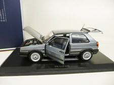 1:18 NOREV VW Golf II 2 GTI grau metallic NEU NEW
