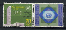 United Nations Pakistani Stamps (1947-Now)