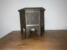 More details for huntley & palmers biscuit tin in persian table form rare