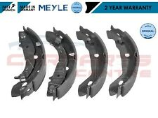 FOR MERCEDES BENZ A CLASS REAR AXLE BRAKE PADS SET MEYLE GERMANY 1684200620