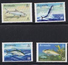 Bermuda 1972 Pesci 280-83   Mnh