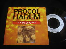 """PROCOL HARUM/A WHITER SHADE OF PALE/FRENCH 7"""" SP"""